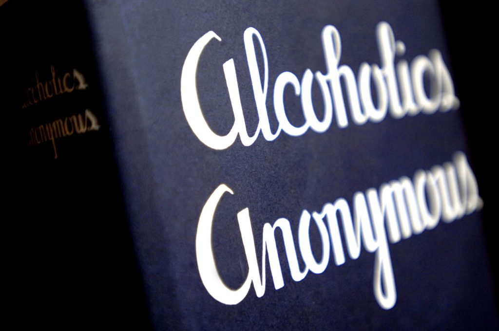 Alcoholic Anonymous Big Book